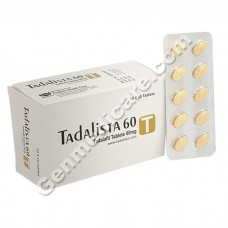 Tadalista 60 mg Tablet