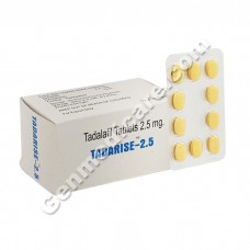 Tadarise 2.5 mg Tablet