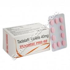 Tadarise Pro 40 mg, Tadalafil Professional, Tadarise pro 40 reviews