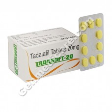 Tadasoft 20 mg Tablet