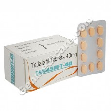 Tadasoft 40 mg Tablet
