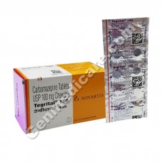 Tegrital 100 mg Tablet, Epilepsy