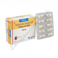 Thalix 100 mg Capsule, Anti Cancer
