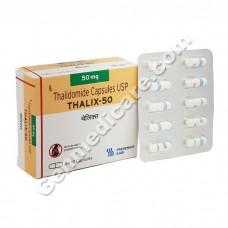 Thalix 50 mg Capsule, Anti Cancer