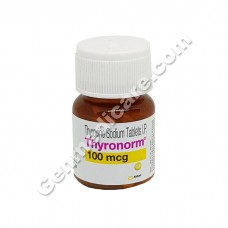 Thyronorm 100 mcg Tablet