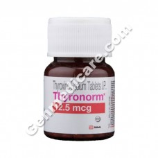 Thyronorm 12.5 mcg Tablet