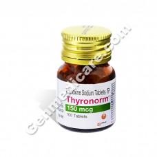 Thyronorm 150 mcg Tablet