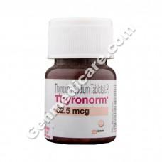 Thyronorm 62.5 mcg Tablet