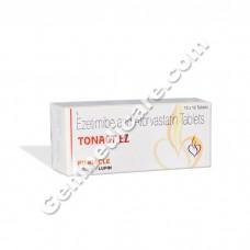 Tonact EZ Tablet, Cholesterol Reducer