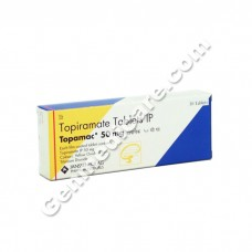 Topamac 50 mg Tablet, Epilepsy