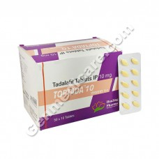 Toptada 10mg, Tadalafil Tablets (Best erectile dysfunction treatment)