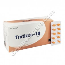 Tretizen 10 mg Capsule, Beauty & Skin Care
