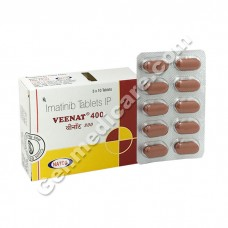 Veenat 400 mg Tablet