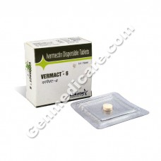 Vermact 6 mg Tablet, Anthelmintic & Anti-Worm