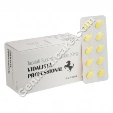 Vidalista Professional, Tadalafil Sublingual 20mg, male enhancement pills