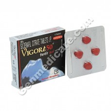 Vigora 50 mg Tablet