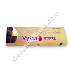 Vyfat 120 mg Capsule, Obesity / Weight Loss