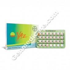 Yaz Tablet, Birth Control