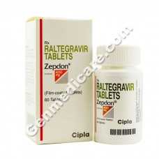 Zepdon 400 mg Tablet, Hiv Care