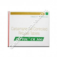 Zeptol CR 300 mg Tablet