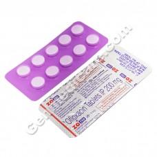 Zo 200 mg Tablet, Antibiotics