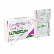 Zocon DT 50 mg Tablet