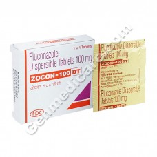Zocon DT 100 mg Tablet