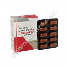 Zoviclovir 800 mg Tablet, Herps & Viral Care