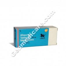 Zyloric 100 mg Tablet